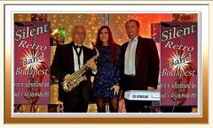 Silent Retro Band rendezvény zenekar