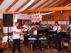 A.N.T zenekar 2012 Július 21 Bodor major