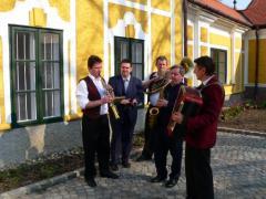 A.N.T. zenekar Jankovich Kuria Hotel Rácalmás